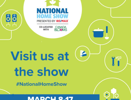 Find Cohen & Master at this year's National Home Show!